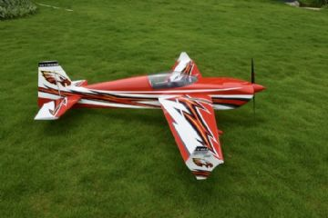 "NEW  Skywing 89"" Extra 300 V2 - Red Printed"